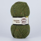Favori Tweed 077A - khaki