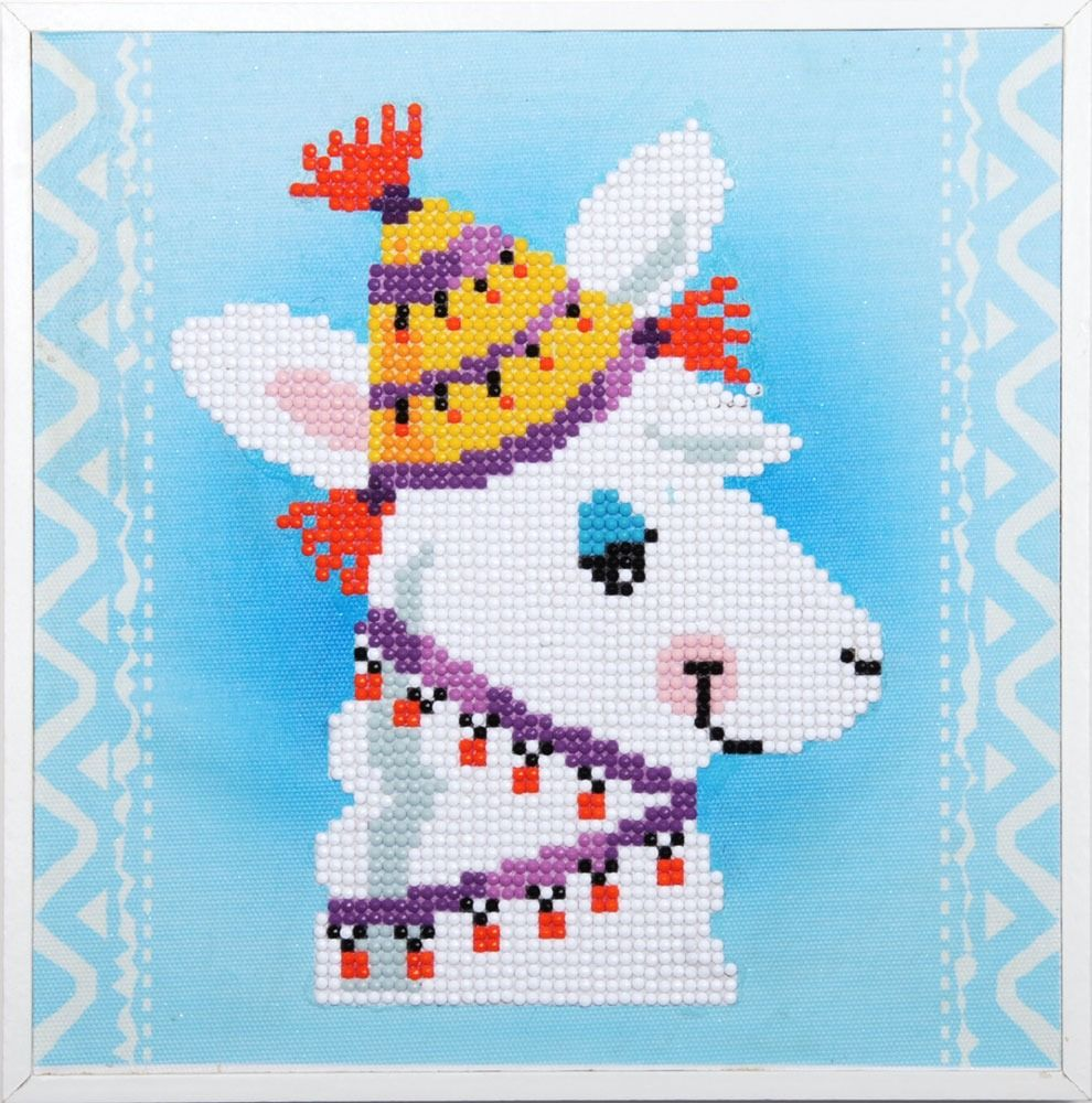 VE-PN0179851 - Lama (Diamond painting)